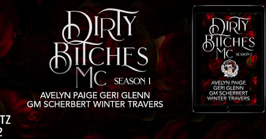 Release Blitz ♥ Dirty Bitches MC Anthology ♥ #giveaway