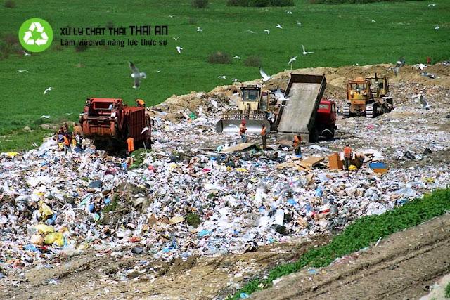Rác thải nông thôn thực trạng và giải pháp - quản lý rác thải nông thôn