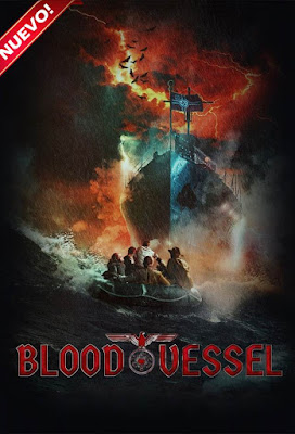 Blood Vessel 2019 DVD HD NTSC Sub