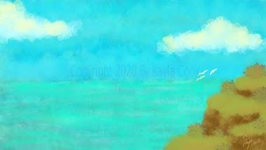 Poem: Ocean Song by Kayla Cook