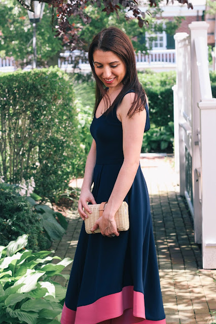 wedding guest dress in Cold Spring Harbor