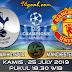 Prediksi Skor : Tottenham Hotspur vs Manchester United 25 Juli 2019