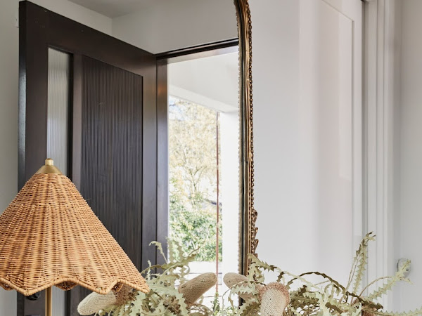 The formula for a perfect entryway