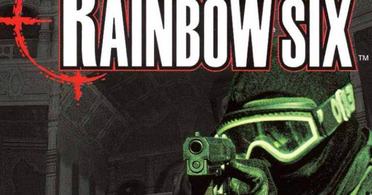 Fws Forgotten Classics Rainbow Six 1998