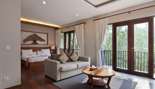 Hotel dan Villa di Bali Anahata Villas & Spa Resort