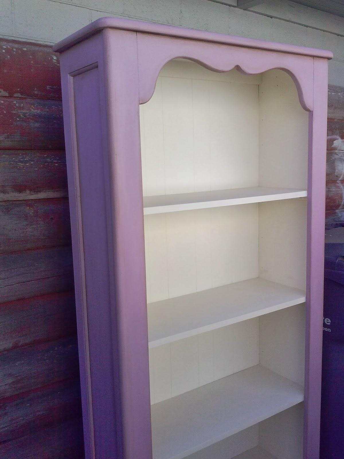 Reloved Rubbish: Henrietta Chalk Paint Bookcase