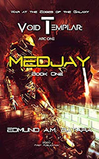 Void Templar: MEDJAY (Arc One) - a gripping hard science fiction novel by Edmund A.M. Batara - book promotion services