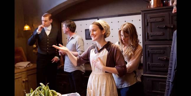 Downton Abbey Shufu☺