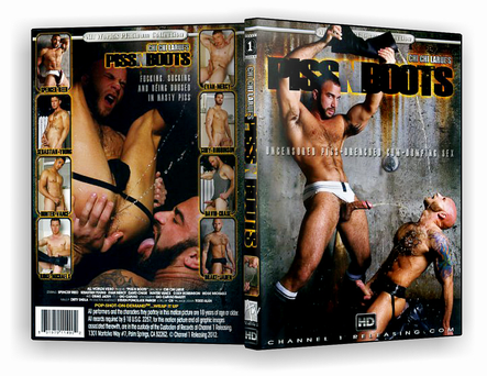 CAPA DVD – Piss N Boots xxx 2018 – ISO