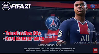 Download FIFA 21 MOD FIFA 14 Android Last Transfers New Kits & Fixed Manager Mode