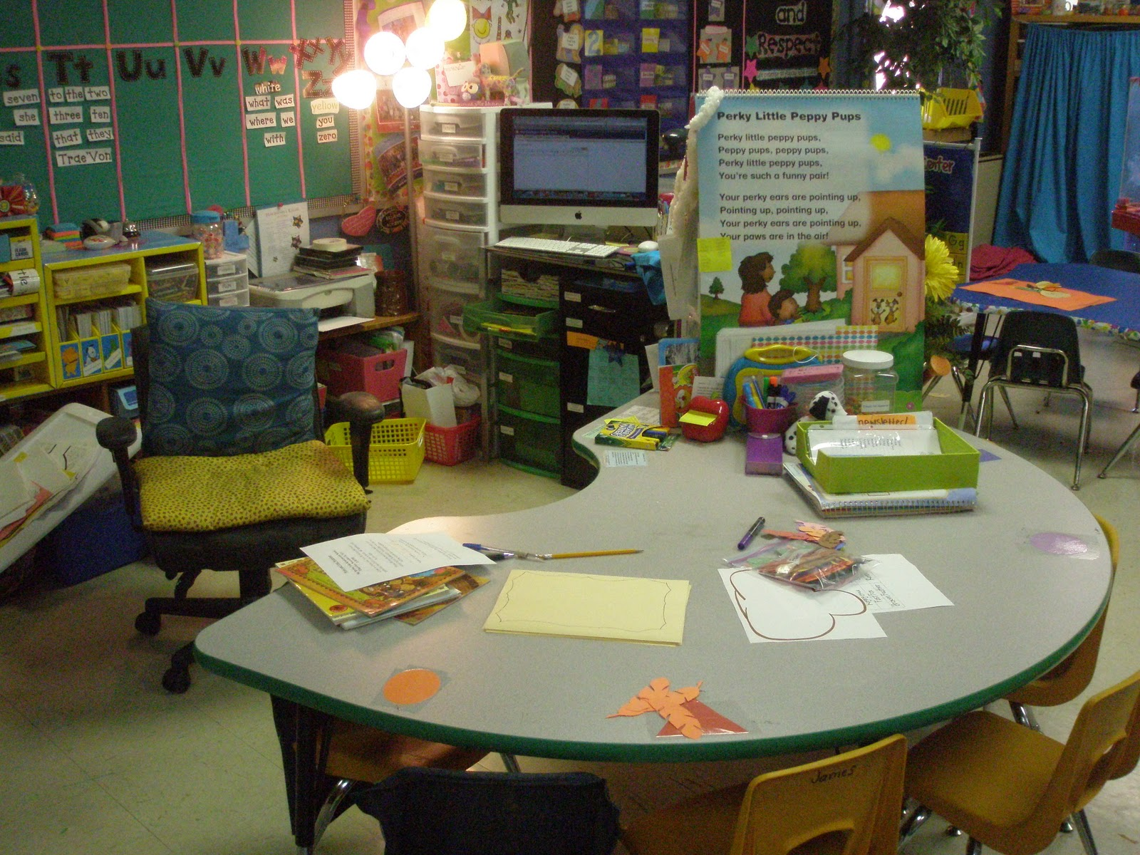 Chair Pads Target Collapsible Ergonomic Miss Chamblee's Kinderfriends: Our Classroom
