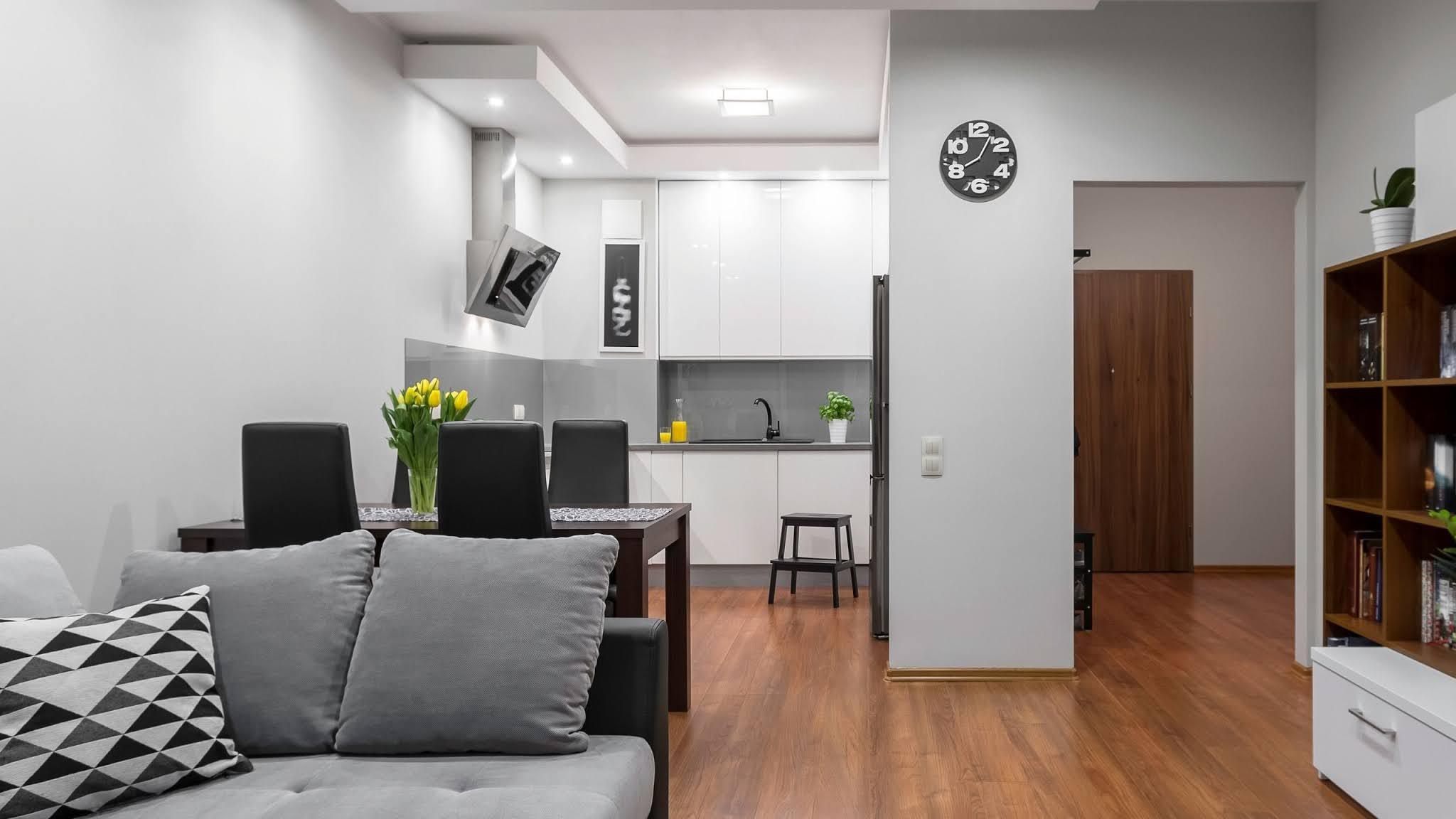 jak umeblować małe mieszkanie w bloku