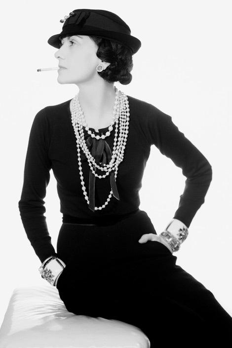 Fashion Designer Coco Chanel The Art Of Mike Mignola