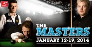 SNOOKER-Masters Internacional 2014