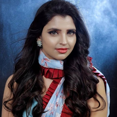 Syamala (Indian Anchor) Biography, Wiki, Age, Height, Family, Career, Awards, and Many More