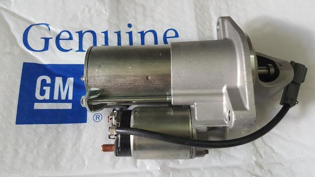 Máy đề xe Magnus 2.5 chính hãng GM