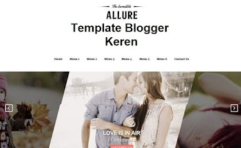 Template Blog Keren SEO Friendly
