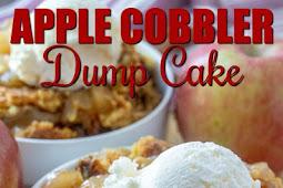Apple Cobbler Dump Cake