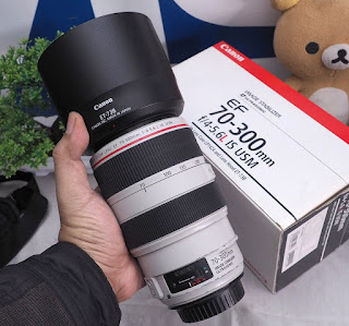 Jual Lensa Canon 70-300mm f4-5.6L IS USM