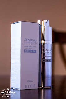 Clinical Line Eraser Treatment with Retinol