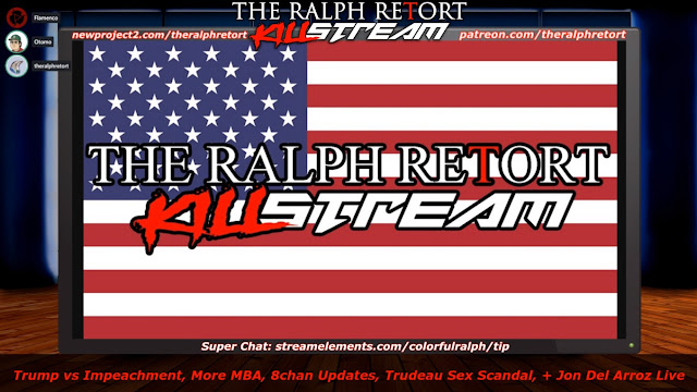 The Ralph Retort #Killstream with Jon Del Arroz