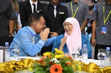 Mau Gantikan Mahathir Jadi PM Malaysia, Anwar Dituduh Sodomi Lagi