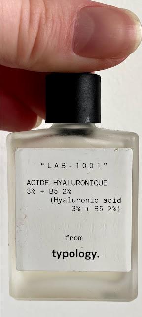 Typology Hyaluronic Acid 3% + B5 2%