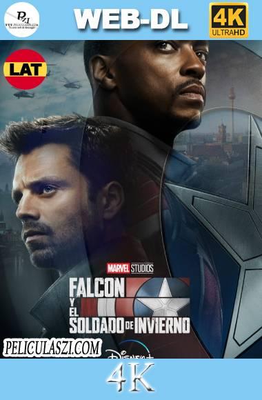 Falcon y el Soldado del Invierno (2021) Full HD Temporada 1 WEB-DL 4K Dual-Latino