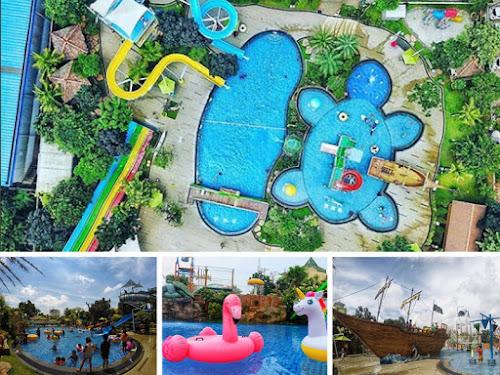 Kuya Maranggi Waterpark Destinasi Wisata Air Kekinian Di Purwakarta