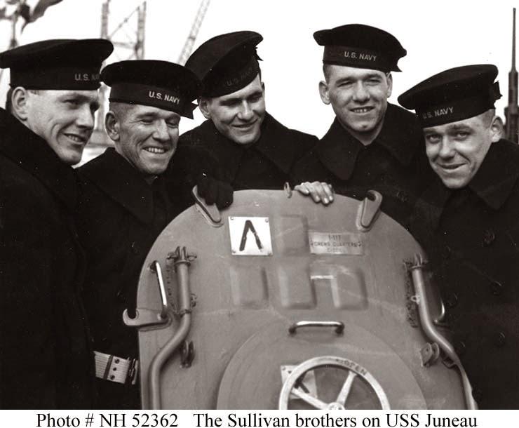 hermanos Sullivan