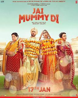 Jai Mummy Di 2020 Hindi Movie Pre-DVDRip   720p   480p