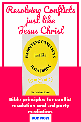Resolving Conflicts just like Jesus Christ is a Christian book for women from a Christian affiliate program for Christian bloggers.