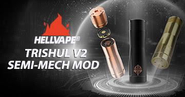 Hellvape Trishul V2 Semi-Mech Mod