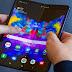 """سامسونغ تطلق اليوم هاتفها الفريد القابل للطي """"غلاكسي فولد""""  Samsung Galaxy Fold"""