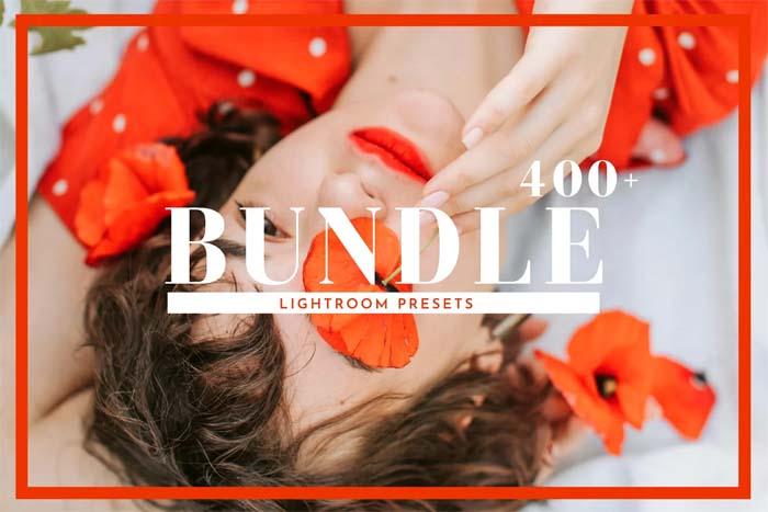 400+ Lightroom Presets Bundle