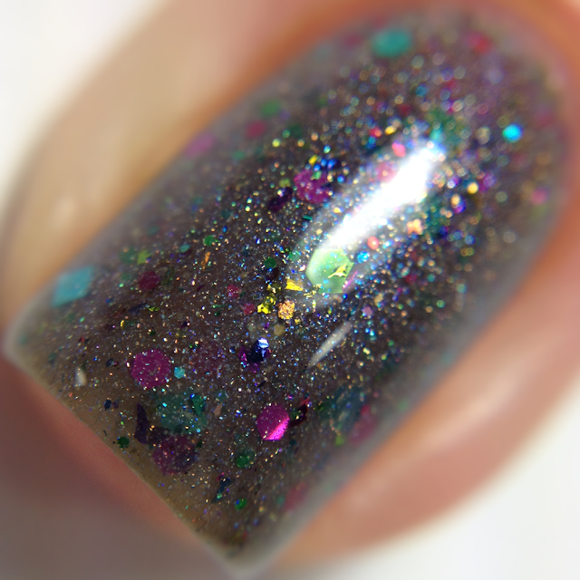 All Mixed Up Lacquers-Secret Garden