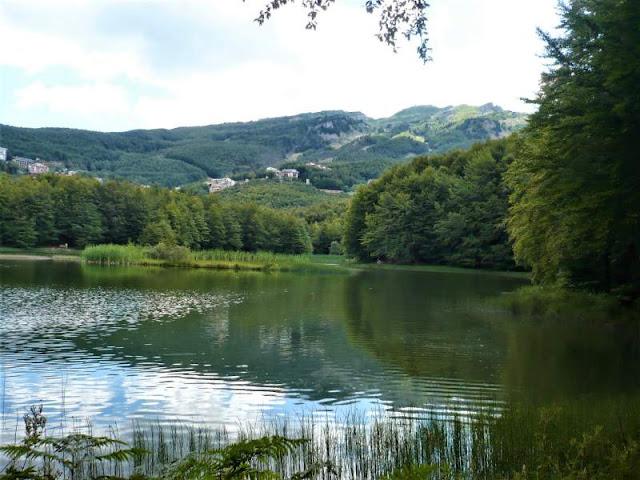 lago pranda a cerreto laghi