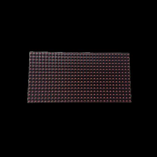 Module P10 1 màu đỏ ngoài trời