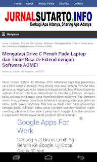 screenshot artikel juranlsutarto.info