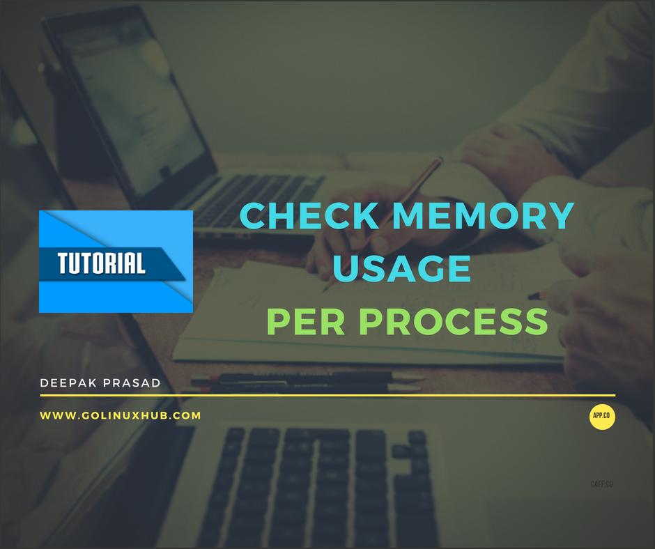 How to check memory usage of an individual process or