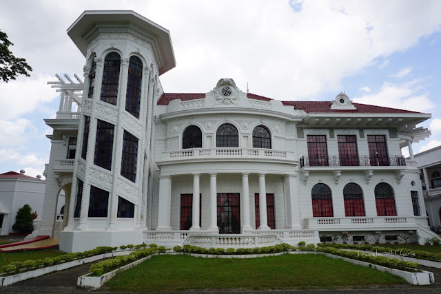 Lizares mansion, Iloilo