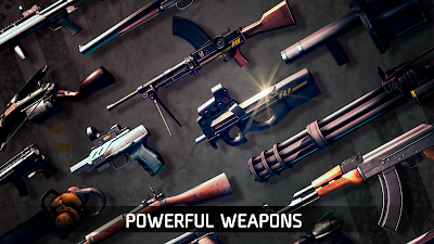 Dead Trigger v2.0.0 Apk MOD [Free shopping, Ammo]