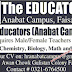 The Educators System (Anabat Campus) Faisalabad Jobs
