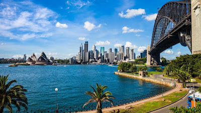 Travelling Halal ke Australia
