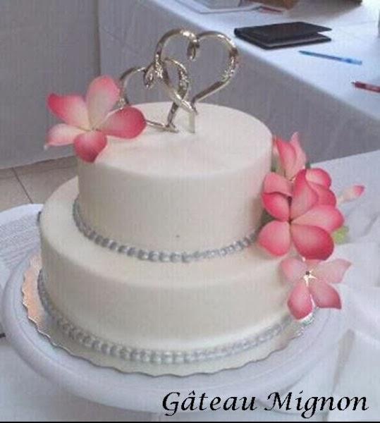 Gateau Anniversaire De Mariage