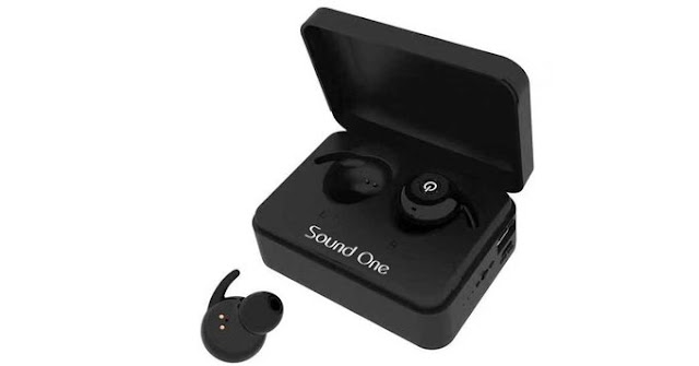 Sound One X6 True Wireless Bluetooth Earbuds launched at Rs. 2,750