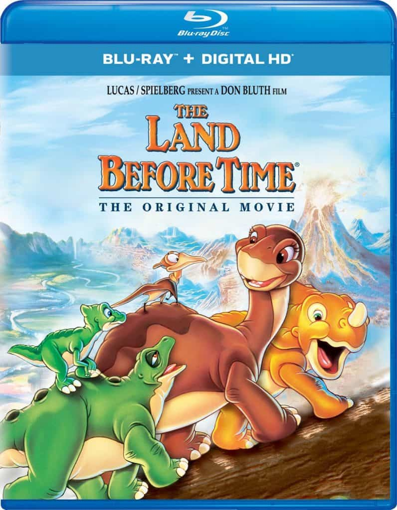 The Land Before Time 1988 720p 700MB