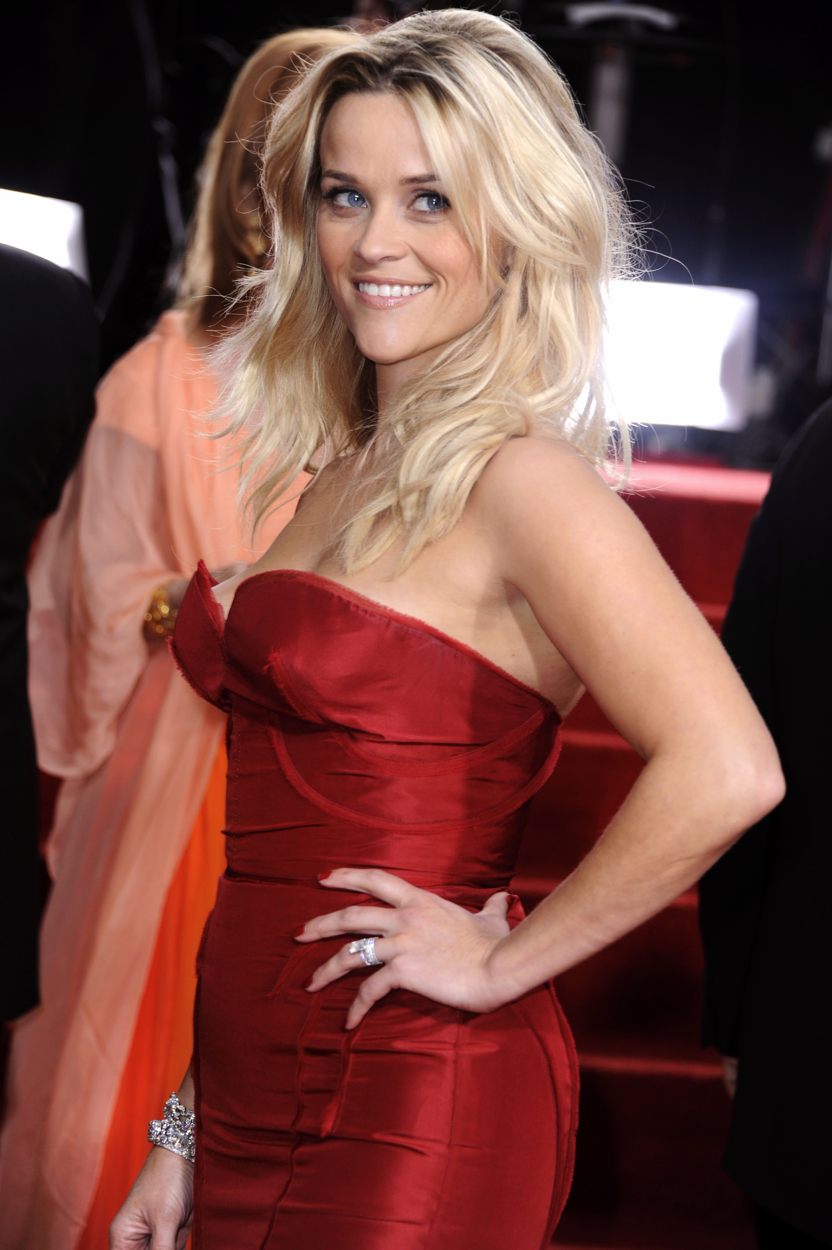 Reese witherspoon this means war lingerie - 2 10