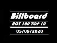 ⭐ BILLBOARD HOT 100 TOP 10 - HITS  SEPTEMBER 5,  2020 (05/09/2020)