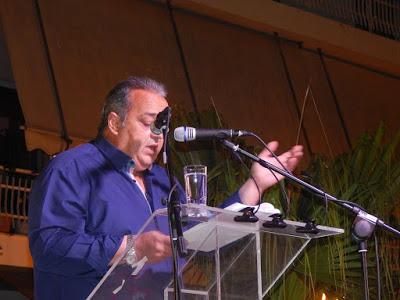 Κεντρική ομιλία του Π. Αναγνωσταρά στο Ναύπλιο